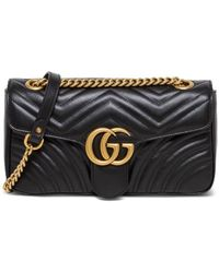 Gucci - Borsa a Spalla GG Marmont - Lyst