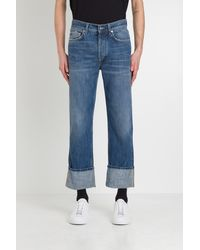 Givenchy Cropped Jeans - Blue
