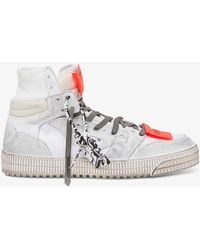 Off-White c/o Virgil Abloh Off Court Trainers - White
