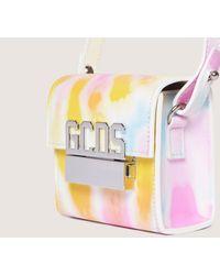 Gcds Tie Dye Cube Bag - Multicolour