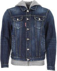 DSquared² Denim Jacket - Blue