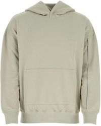 A_COLD_WALL* Dove Gray Cotton Blend Sweatshirt Nd Uomo