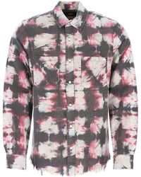 Amiri Multicolor Cotton Shirt