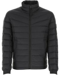 BOSS by Hugo Boss Black Nylon Down Jacket