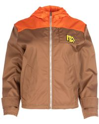 Prada two-tone Nylon Jacket - Multicolor