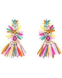 Shourouk Sicily Earrings Nd - Multicolor