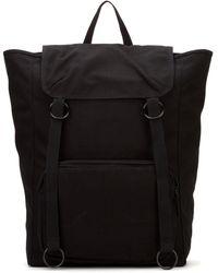Eastpak X Raf Simons Topload Backpack - Black