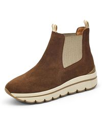 Gabor Chelsea Boots - Braun