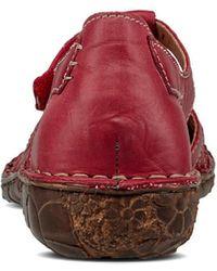 Josef Seibel Rosalie 29 Sandale - Rot