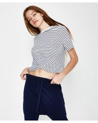 The Fifth Label - Recharge Stripe Tee - Lyst