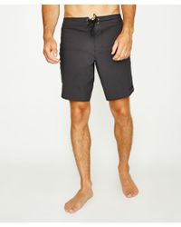 Patagonia - Light & Variable Boardshort 18 Ink Black - Lyst