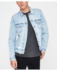 Neuw - Type One Jacket Blue - Lyst