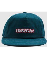Insight Undone Trucker Cap - Bottle - Green