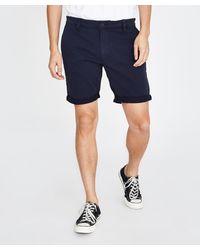 Neuw Cody Shorts French Navy - Blue