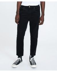 Insight Switch Cord Trousers Black