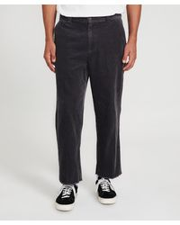 Insight Cannon Cord Pant - Slate - Grey