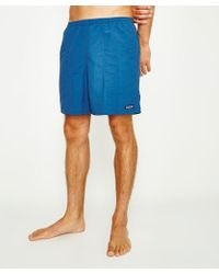 Patagonia - Baggies Boardshort Glass Blue - Lyst