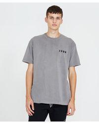Zanerobe Hyphen Box T-shirt Ash Grey