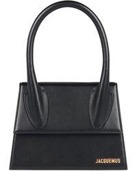 Jacquemus Black Le Grand Chiquito Bag