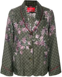 For Restless Sleepers - Floral Printed Jacket - Lyst