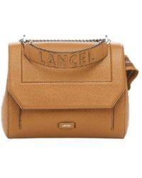 Lancel Brown Ninon Bag