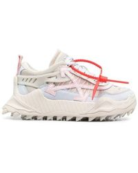 Off-White c/o Virgil Abloh Pink Odsy-1000 Sneakers