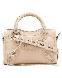Balenciaga - Classic Mini City Bag - Lyst