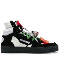 Off-White c/o Virgil Abloh Black Off-court 3.0 Trainers