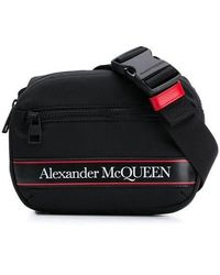 Alexander McQueen Urban Belt Bag - Black