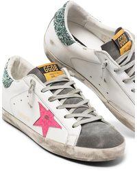 Golden Goose Sneakers Superstar bianche - Bianco