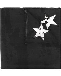 Givenchy - Logo Print Scarf - Lyst