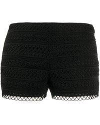 Charo Ruiz Black Ida Shorts