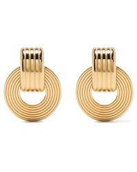Ivi Signore Earrings - Metallic