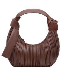Neous Neptune Hobo Chocolate Bag - Brown