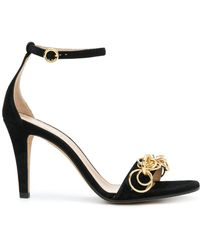 Chloé - Reese Chain-embellished Sandals - Lyst