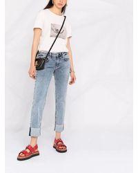 Rag & Bone Bannora Slim-fit Jeans - Blue