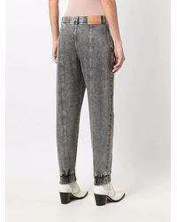 Stella McCartney Grey Tapered Jeans