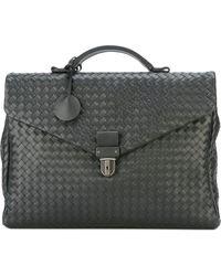 Bottega Veneta - Small Briefcase - Lyst