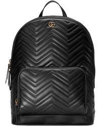 Gucci - GG Marmont matelassé backpack - Lyst