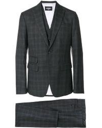 DSquared² London Three-piece Suit - Multicolour