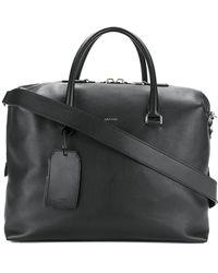 Lanvin - Holdall Bag - Lyst