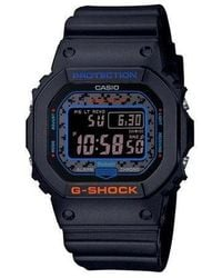 G-Shock City Camouflage G-shock Watch - Blue