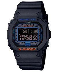 G-Shock G-Shock orologio della linea City Camouflage - Blu