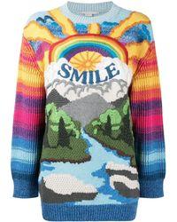 Stella McCartney Kind Multicolour Sweather
