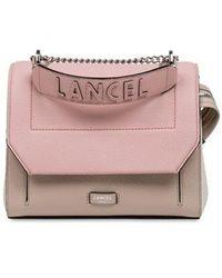Lancel Pink Ninon Bag
