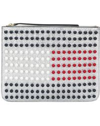 Tommy Hilfiger | Tommy Icon Pearl Flag Pouch | Lyst