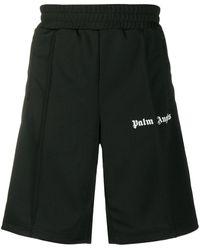 Palm Angels Pantaloncini sportivi classici - Nero