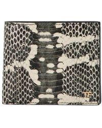 Tom Ford T Line Wallet - Black