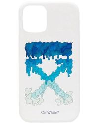 Off-White c/o Virgil Abloh Cover For Iphone 12 White Arrows