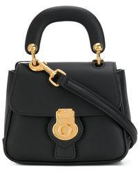 Burberry - Mini Dk88 Top Handle Bag - Lyst